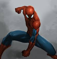 digital painting tutorial spiderman drawing digital painting