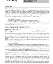 resumes for it professionals resume template and professional resume