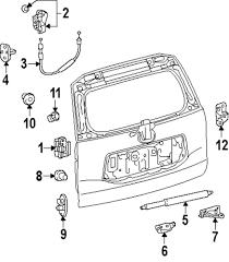jm lexus car show buy back door lock and hardware parts for lexus gx460 vehicle jm