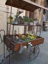flower cart 121 best fashioned flower carts images on flower