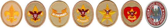 Arrow Of Light Patch Scout Currently A Joining Badge To Become Its Own Rank