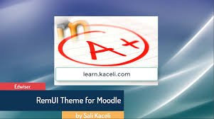 moodle theme api edwiser remui theme for moodle make your moodle site look great