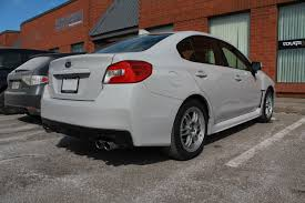 grey subaru 2015 wrx project northstar full vehicle vinyl wrap touge tuning