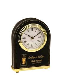 personalized clocks clock awards from k2 awards