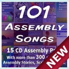 the harvest assembly cd songs and assemblies for