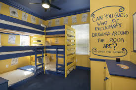 the pictionary and other drawing games bedroom at the great