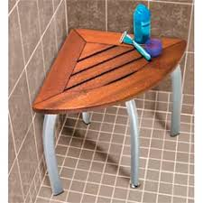 Teak Shower Bench Corner Shower Betterimprovement Com Part 2