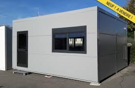 bureau préfabriqué bureau modulaire rt2012 neuf à vendre decortes modulaires