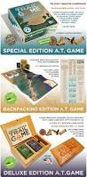 Home Design Game Questions by The Appalachian Trail Game Special Edition By Outdoor Edutainment