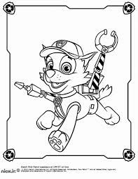 paw patrol coloring pages 4 coloring page