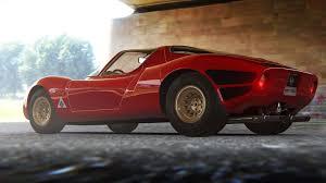 alfa romeo stradale feast your eyes on the legendary alfa romeo 33 stradale in assetto
