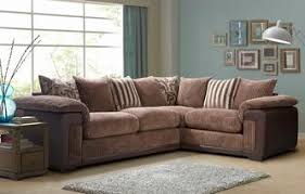 All Our Sofa Beds In Leather  Fabric Styles DFS - Brown sofa beds