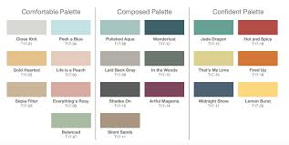 trending color palettes for 2017 and where to use them in your