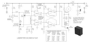 battery discharge cut off control