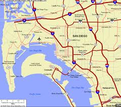 Map San Diego Tipps Zur Wohnungssuche In San Diego Erfahrungsbericht Von