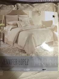 jlo bedding jennifer lopez bedding collection porcelain comforter only queen
