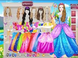 dress games celebrities barbie barbie diamonds princess dress