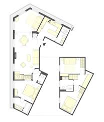 Musee D Orsay Floor Plan by Designer Three Bedroom Paris Holiday Apartment Near The Eiffel