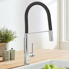 grohe concetto kitchen faucet pewter single grohe concetto kitchen faucet handle side