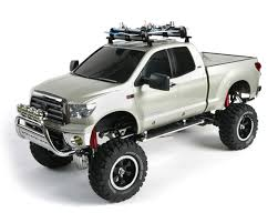 tundra truck tamiya toyota tundra high lift 1 10 4x4 scale pick up truck