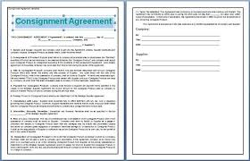 consignment agreement format hitecauto us
