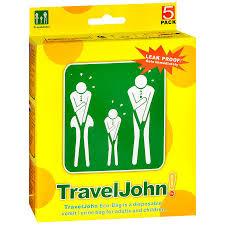 traveljohn disposable vomit urine eco bags walgreens