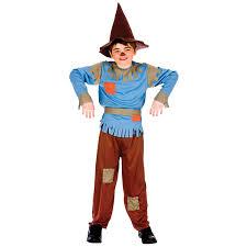wicked costumes scarecrow costume amazon co uk clothing