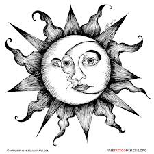 65 sun tattoos tribal sun designs tattoos