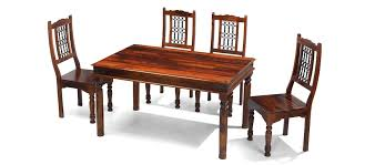 Jali Dining Table And Chairs Charming Sheesham Wood Dining Table Cm Jali Thakat Dining Table