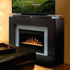 electric fireplace stand mantel tv console w insert cabinet