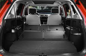 Honda Crv Interior Dimensions 2018 Volkswagen Tiguan Cargo Dimensions