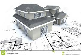 architect plans house on architect plans royalty free stock photo image 2413105