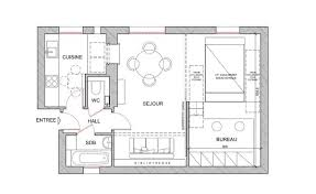 plan de la cuisine comprendre les plans d architectes galerie photos de dossier 57 307