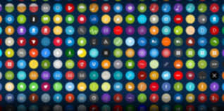 android icon pack here re 6 cool free icon packs for android droidviews