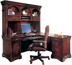 solid wood corner computer desk with hutch solid wood writing desk stevensimon org
