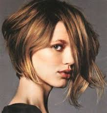 a symetric hair cut round face pictures on asymmetrical hairstyles for round faces cute