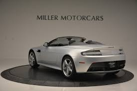 2016 aston martin v8 vantage gts roadster stock a1183 for sale