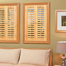 interior wood shutters home depot wood shutters plantation shutters the home depot