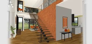 modern nice design of the asian style stairs can be decor with