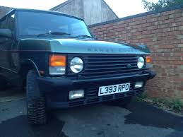 retro range rover 1993 range rover vogue tdi 4275 southampton price drop retro