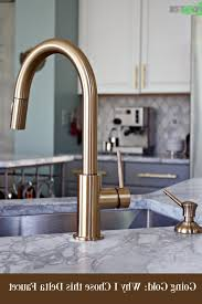 delta bronze kitchen faucet kitchen chagne bronze faucet inside delta trinsic in bronze