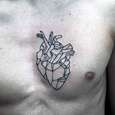 90 minimalist tattoo designs for men simplistic ink ideas