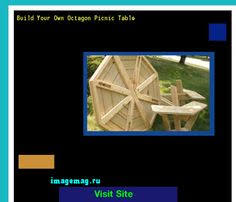 Picnic Table Plans Free Octagon by Octagon Picnic Table Plans Free Walk 163653 The Best Image