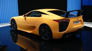 lexus supercar 2013 lexus pays tribute to the lfa video