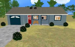2 Bedroom Tiny House by The New U0026 Improved A B See 2 Bedroom Small House Plan Cozy Home