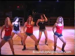 tutorial dance one more night round up country western night club the wobble dance line