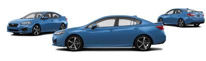 2017 subaru impreza sedan blue 2017 subaru impreza awd 2 0i sport 4dr sedan cvt research groovecar