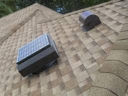 austin solar powered attic fan comparison all solar fans are not