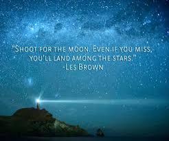 shoot for the moon pravs