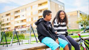children in sweden